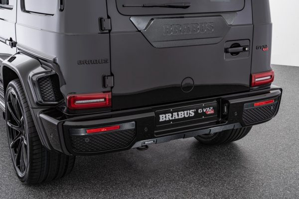 Brabus G V12 900 G-Class with a Twin-Turbo 6.3 L V12