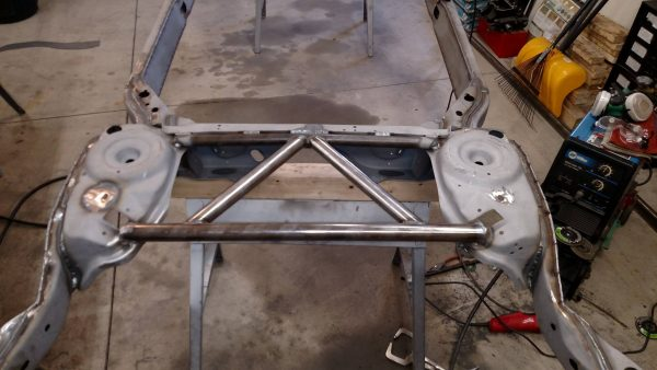 reinforced Grand National frame