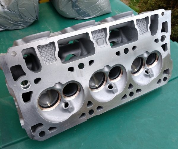 4.3 L Ecotec V6 head