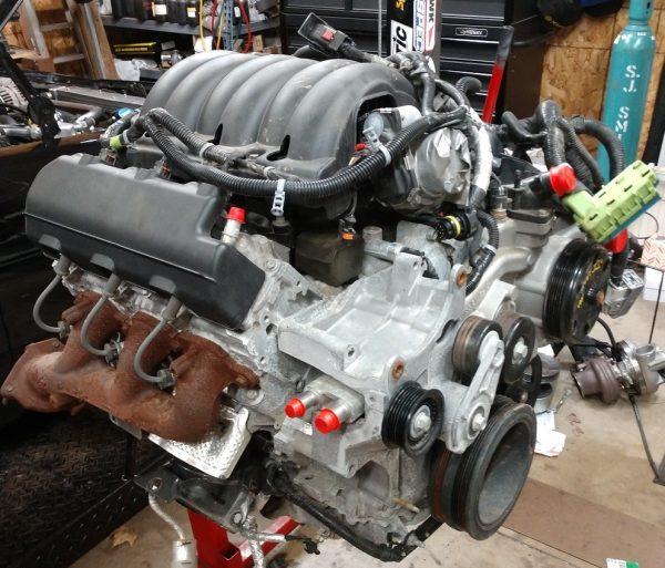 4.3 L Ecotec V6 from a 2016 Silverado