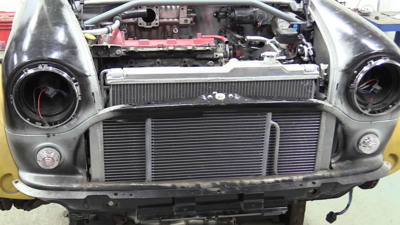 Project Binky Mini with a Celica AWD swap episode 26
