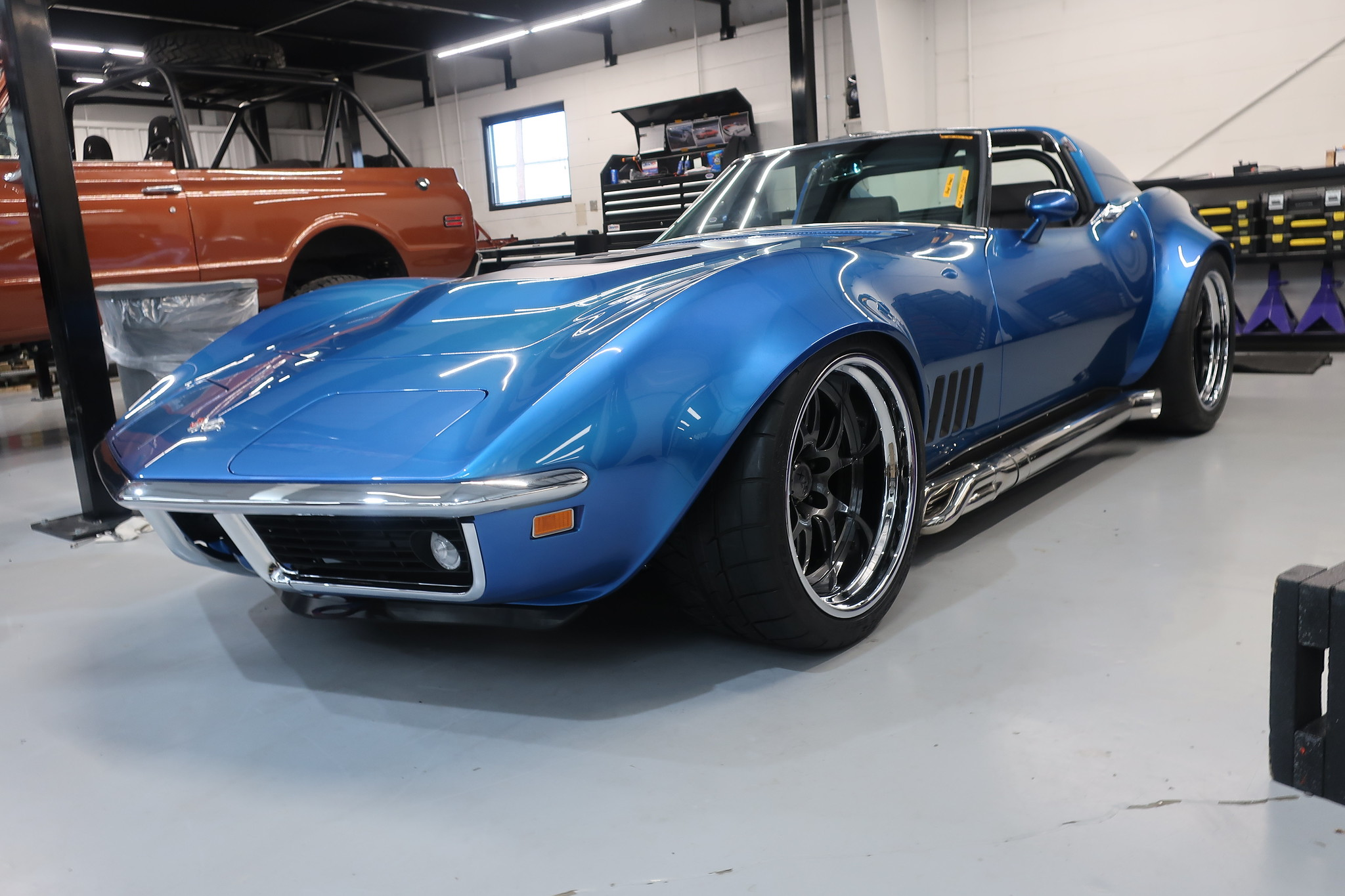 1969 Corvette with a LS7 V8