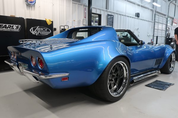 1969 Corvette with a LS7 V8