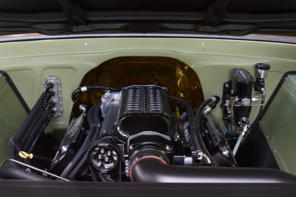 1970 Chevy C10 with a supercharged LS3 V8