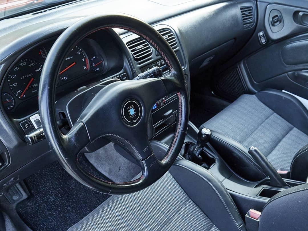 1997 Subaru Legacy Wagon with a Turbo EJ207 Flat-Four