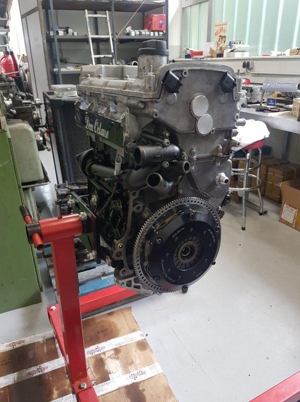 Golf Mk4 with a turbo R30 VR6