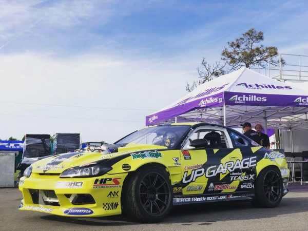Nissan S15 with a Twin-Turbo 4.1 L VR38DETT V6