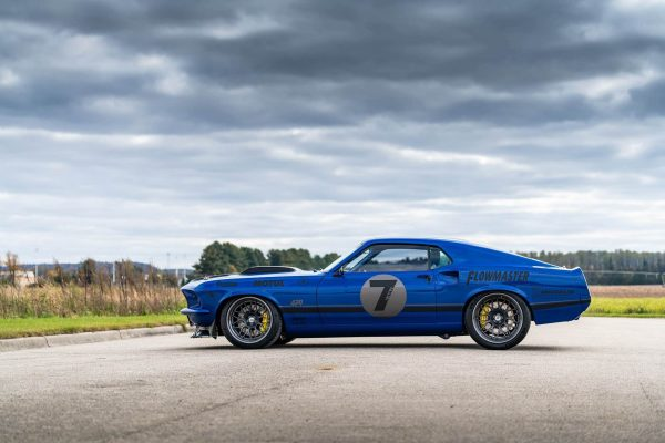 1969 Mustang Mach 1 with a 520 ci Kaase Big-Block V8