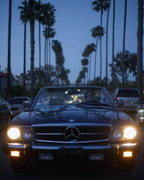 1980 Mercedes 450SL with a 1JZ-GTE Inline-Six