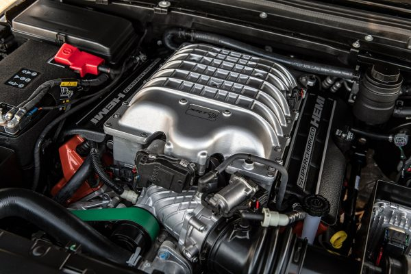 2020 Jeep Gladiator with a Supercharged Hellcat V8