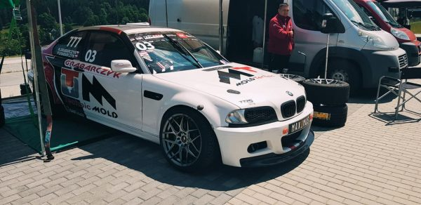BMW E46 with a Turbo R32 VR6