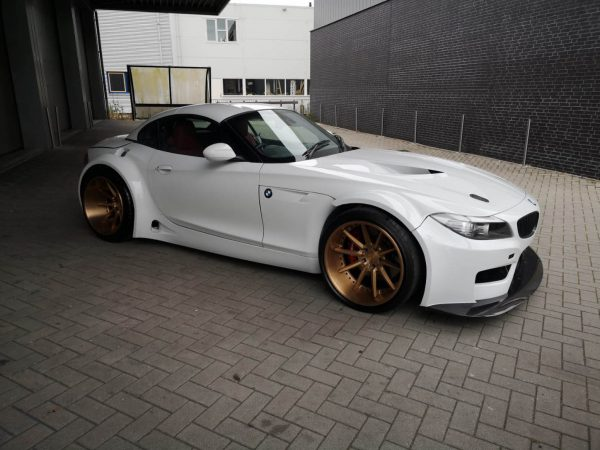 BMW Z4 with a LS3 V8