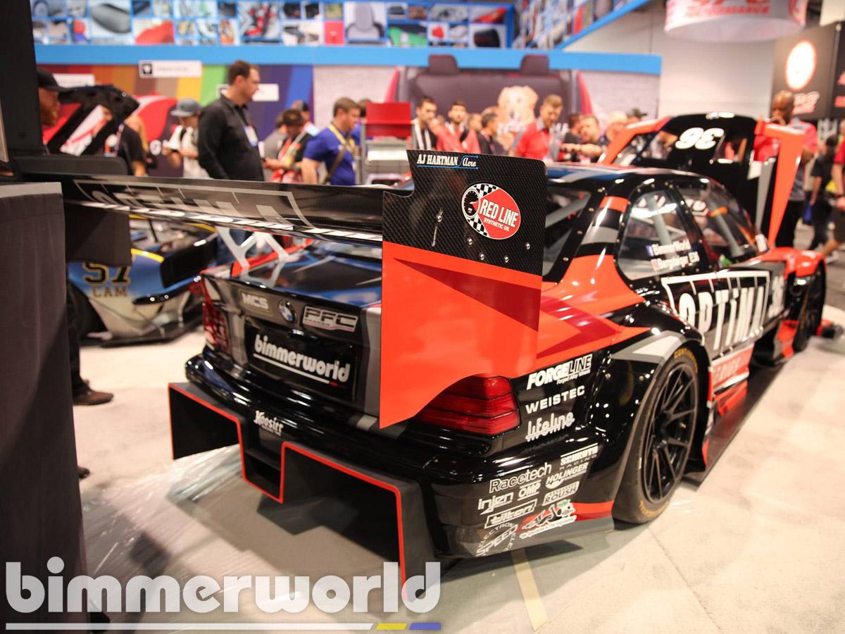 Bmw E36 Race Car With A 1000 Hp Twin Turbo P63 V8 Engine Swap Depot