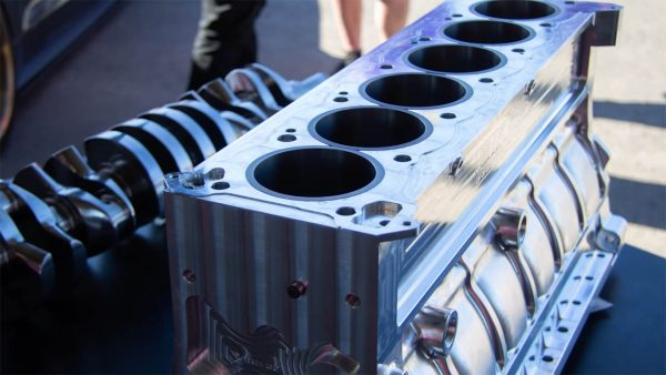 Bullet Race Engineering Billet RB30 Block