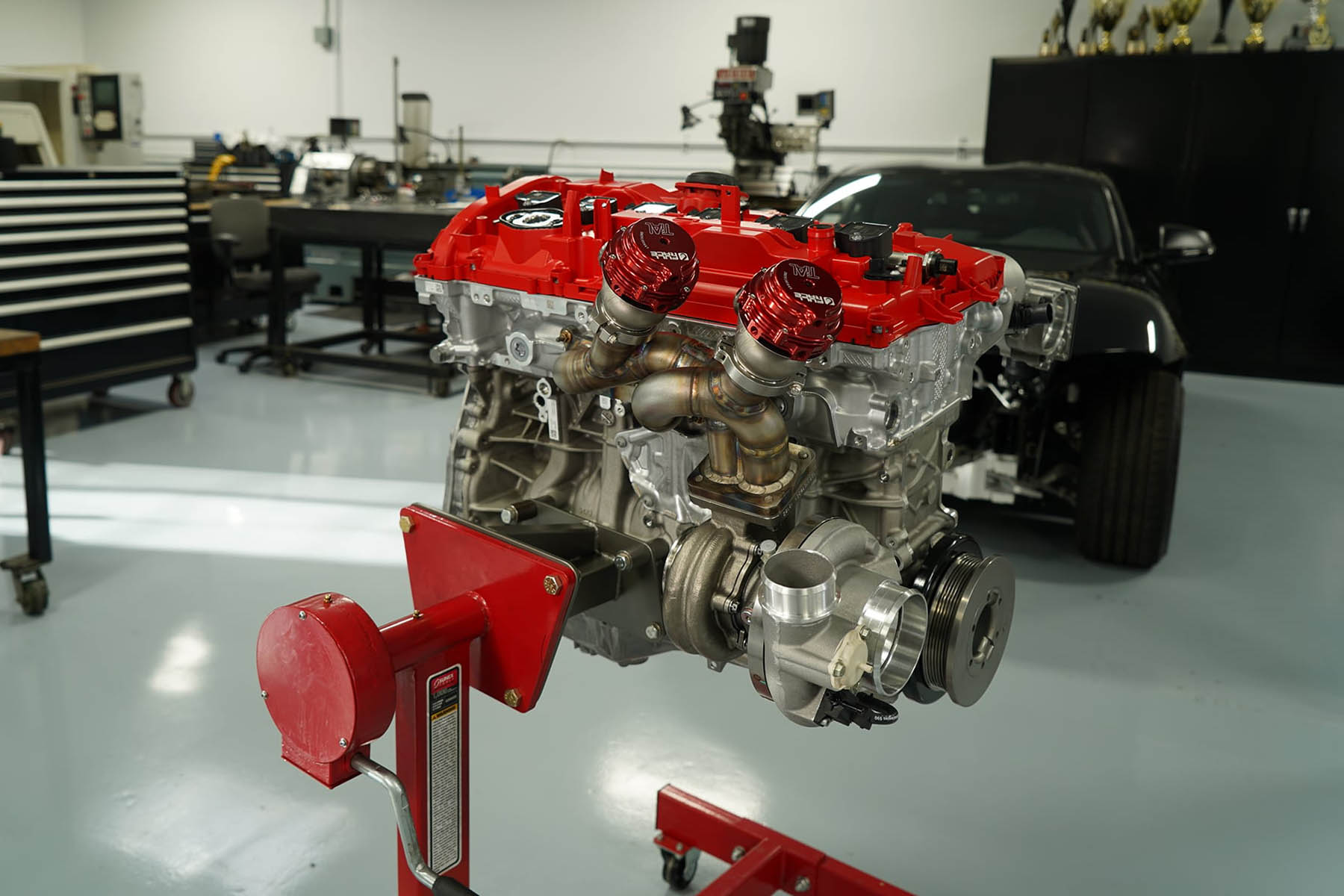 Papadakis Racing 1000 hp B58 inline-six