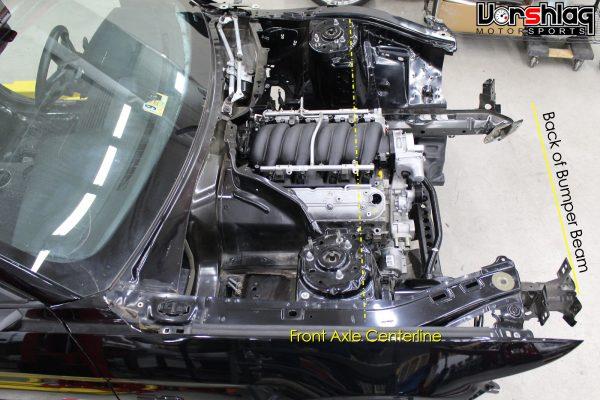 Vorshlag 2015 Mustang with a LSx V8