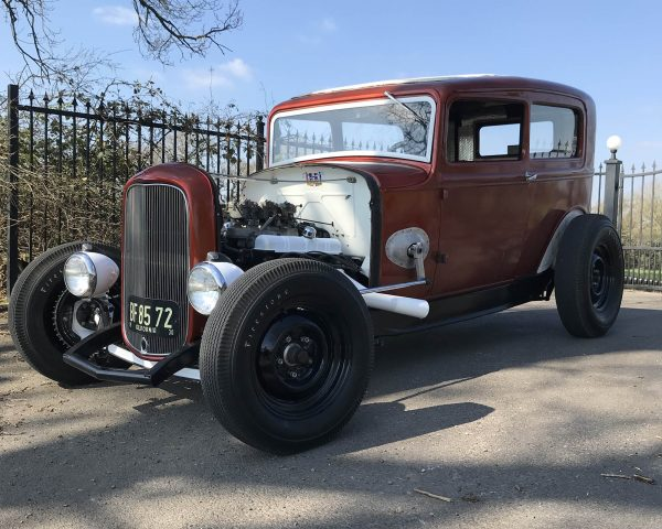 1930 Ford Model A with a 401 ci Buick V8
