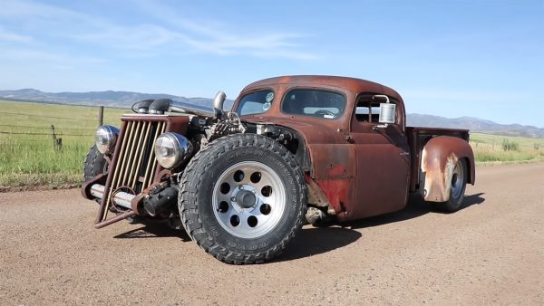 Turbo Diesel Trucks >> 1950 International Truck With A 4bt Turbo Diesel Engine