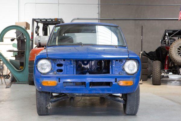 1969 Toyota Corolla IS F V8