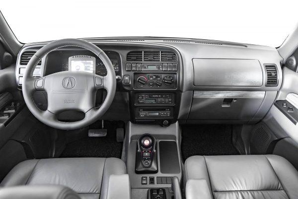 1997 Acura SLX with a Turbo K20 and SH-AWD drivetrain