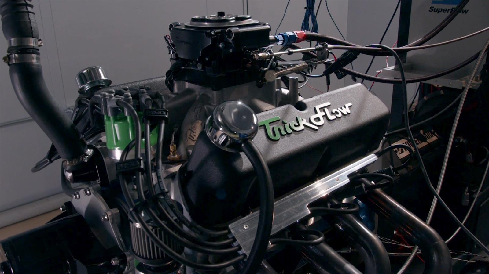 BMR Racing Endurance Racing 363 ci Ford V8