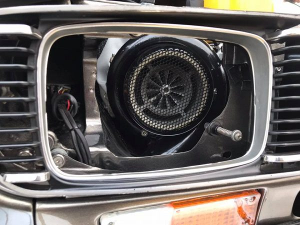 Mazda RX2 with a turbo 20B three-rotor