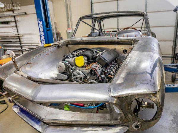 1968 Iso Rivolta with a LS7 V8