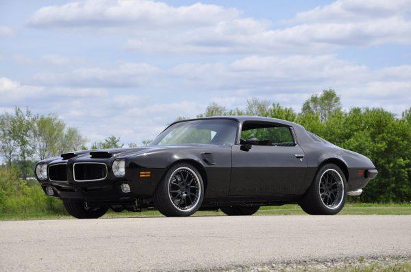 1970 Pontiac Firebird with a 482 ci V8