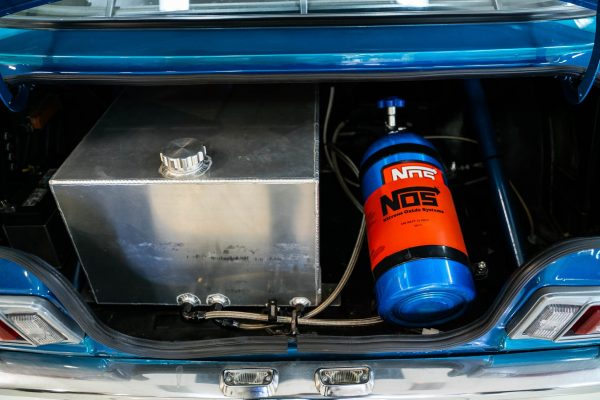 1973 Toyota Corolla with a Turbo SR20DET Inline-Four