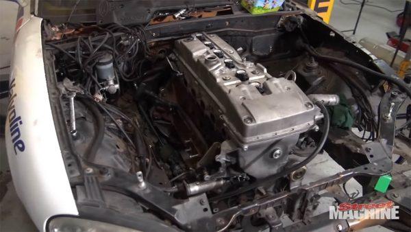 Mazda MX-5 with a Turbo Barra Inline-Six