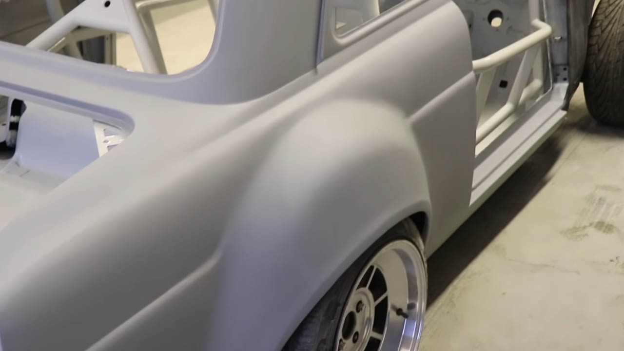 1959 Ford Prefect 100E on a MX-5 Chassis 60