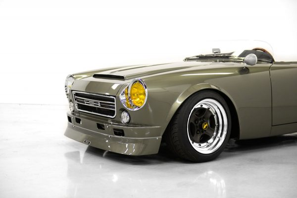 1966 Datsun Sports 1600 with a SR20DE inline-four