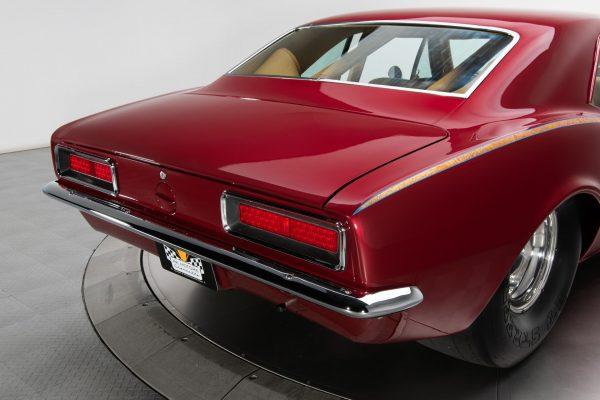 1967 Camaro with a 502 ci Chevy Big-Block V8
