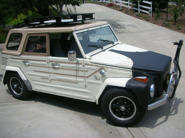 1973 VW Thing with a 3.1 L Corvair Flat-Six
