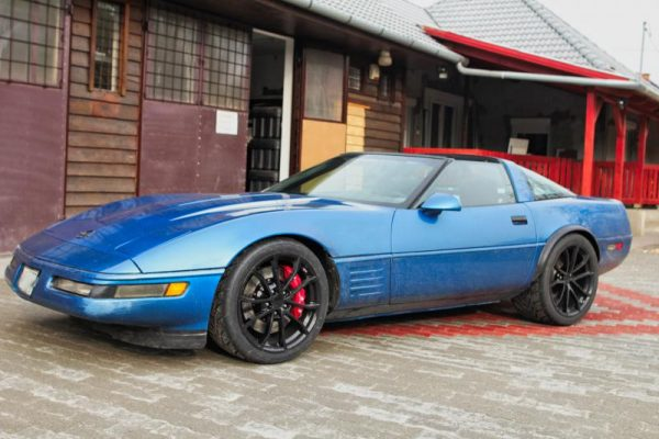 1990 Corvette with a LS7 V8