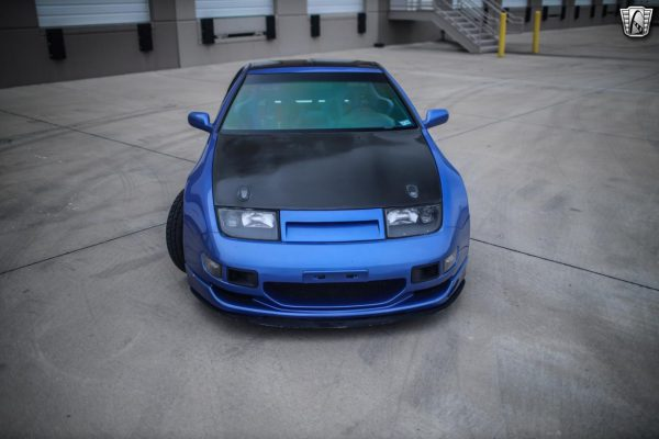 1990 Nissan 300ZX with a LS2 V8