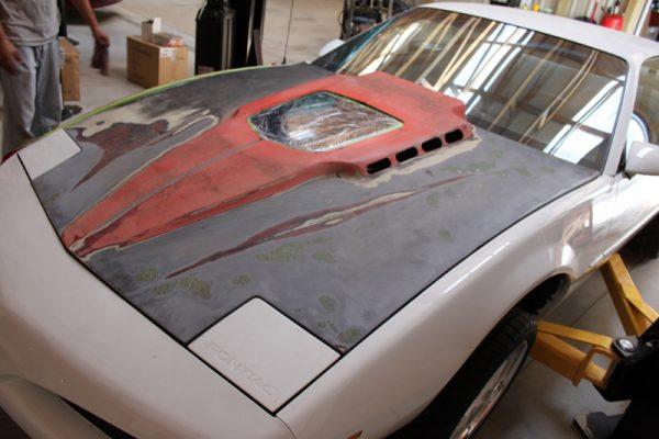 1991 Pontiac Firebird with a Supercharged LS7 V8