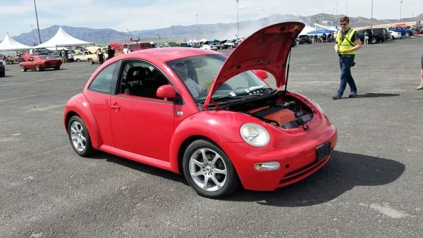 1999 Beetle with a LS4 V8