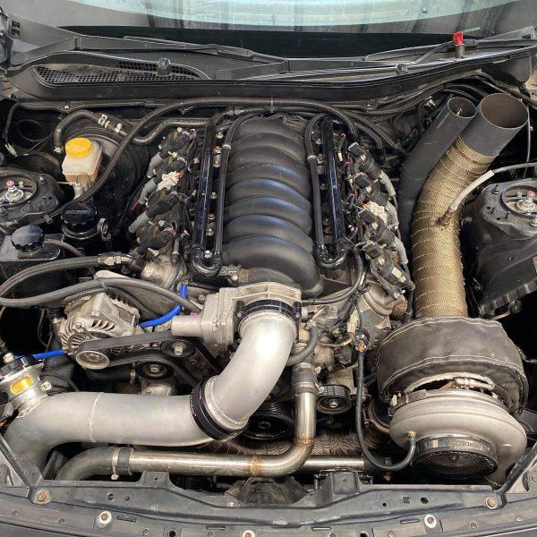 2013 Subaru BRZ with a turbo LS3 V8