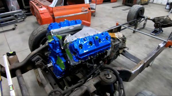 Turbo Duramax V8 1200 hp build series