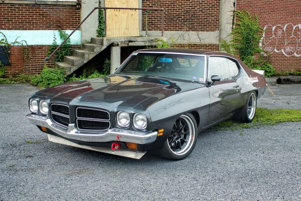 1972 Pontiac LeMans with a Supercharged LS1 V8