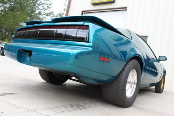 1992 Pontiac Firebird Formula with a Turbo LSx V8