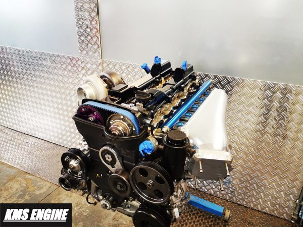 BMW E30 with a 722 hp turbo 2JZ inline-six