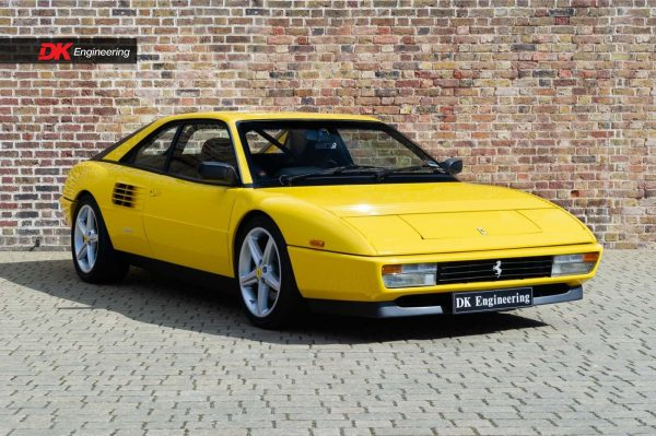 For Sale Ferrari Mondial T With A F430 Challenge V8 Engineswapdepot Com
