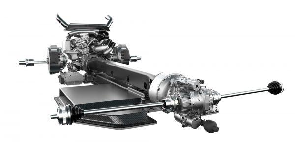 Koenigsegg Gemera twin-turbo TFG inline-three