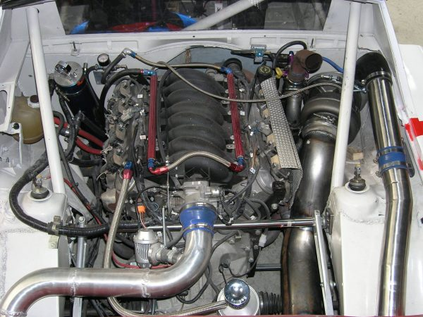 Porsche 914 with a Turbo LS1 V8