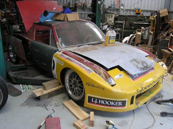 Porsche 914 with a Turbo LS1 V8
