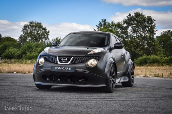 SVM Juke-R700 with a Twin-Turbo VR38DETT V6