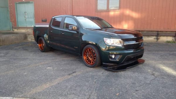 2015 Colorado with a Supercharged V6