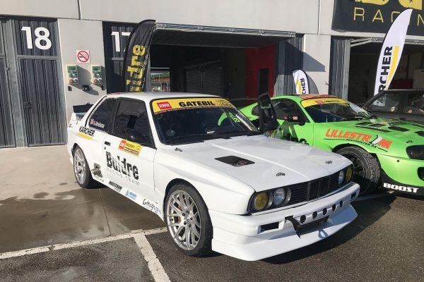 BMW E30 with a Turbo M50 Inline-Six